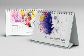 Calendar personalizat coala cu coala