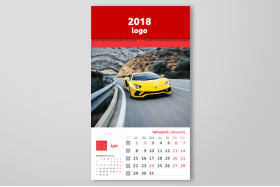 Calendar A3