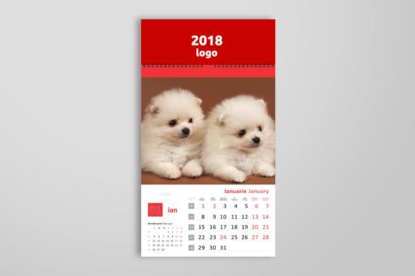 Calendar A4
