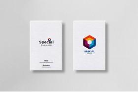Cărți de vizită Cartoane Speciale