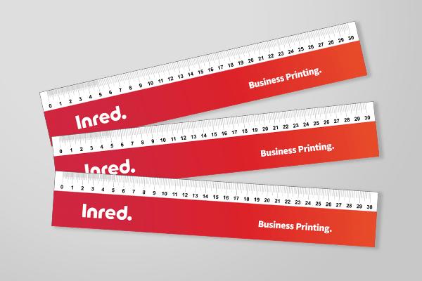 Liniar 30 cm Personalizat